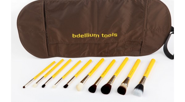 Mineral 10pc. Brush Set