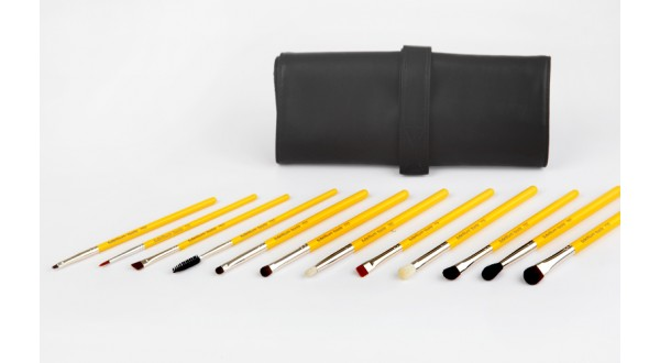 Eyes 12pc. Brush Set
