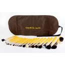 Sada štětců Bdellium Tools Luxury 24pc. Brush Set
