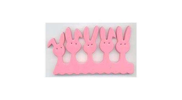 Separátor prstů Pink Bunny