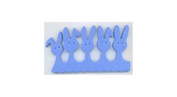 Separátor prstů Blue Bunny