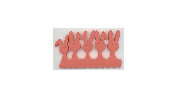 Separátor prstů Red Bunny