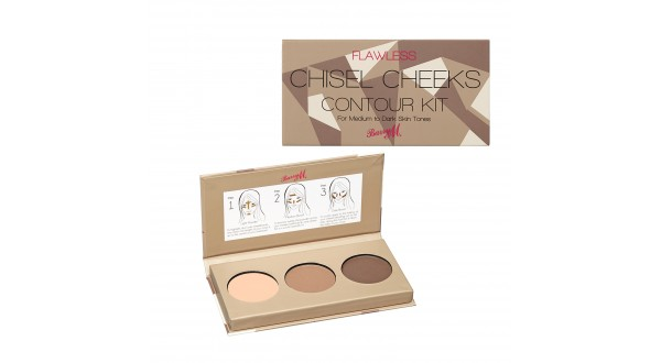 Chisel Cheeks Medium/Dark