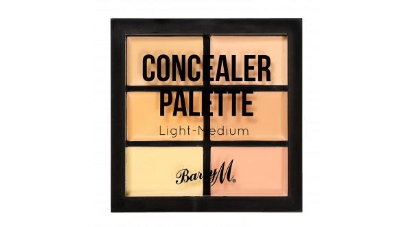 Concealer Palette Light-Medium