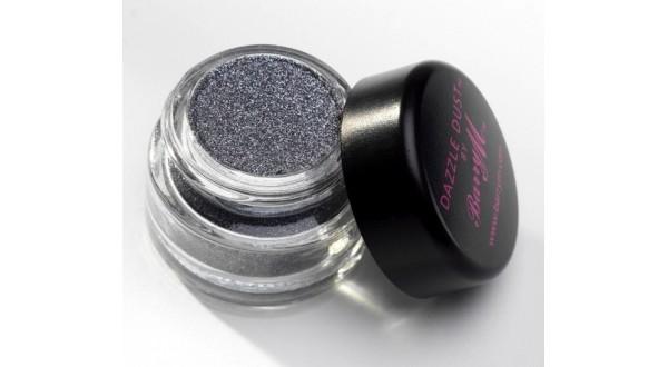Silvery Black