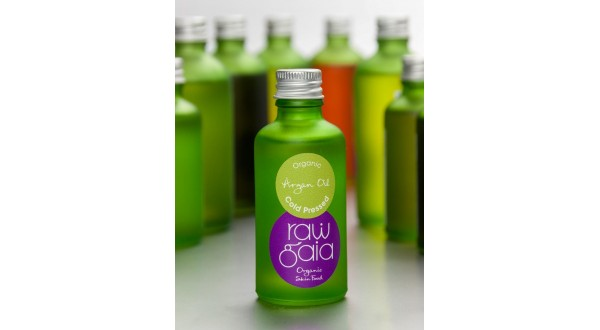 Wild-Crafted Argan Cold-Pressed Oil