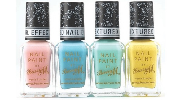 Textured Nail Paints