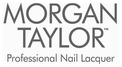 Morgan Taylor laky na nehty profesionálů.