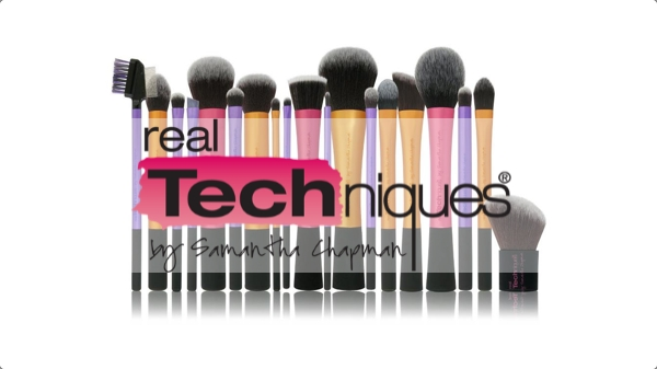 Štětce na make-up Real Techniques